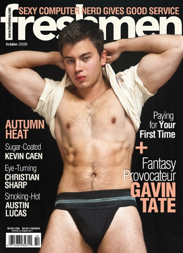 Freshmen Magazine, Oct. 2009, Unzipped Media