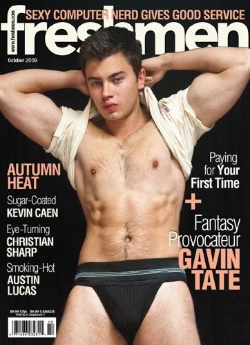 Freshmen Magazine, Oct. 2009, Unzipped Media